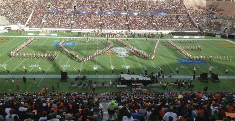 hbcu in florida hbcu football classics top 5 by attendance in 2012
