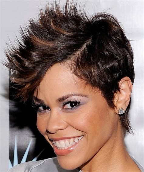 how to spike a short cut short hairstyles for black women beautiful hairstyles