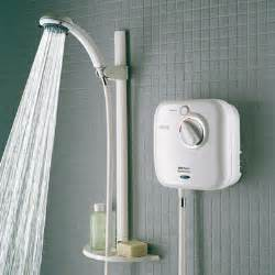 what are power showers bath decors