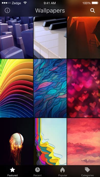 apple iphone themes zedge zedge wallpapers on the app store