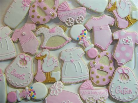 Baby Shower Cookie by Baby Shower Cookies A Photo On Flickriver
