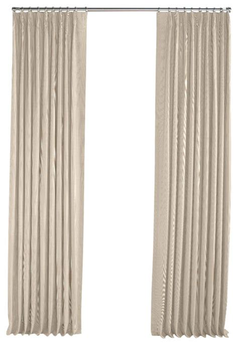 blue pinstripe curtains beige pinstripe pleated curtain single panel