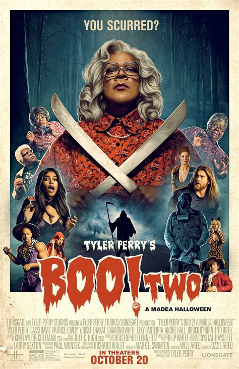 watch movie online tyler perrys boo 2 a madea halloween by tyler perry official trailer to tyler perry s boo 2 a madea halloween blackfilm com read blackfilm