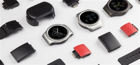 Smartwatch Blocks La Smartwatch Modulaire Blocks Est Enfin Mise En Vente