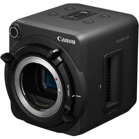 Canon Introduce 2 New Camcorders To Their Mini Dv Line by Introducing Canon S New 5k 35mm Pocket The