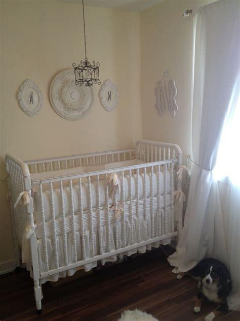 All White Crib Alessandra S All White Nursery Project Nursery