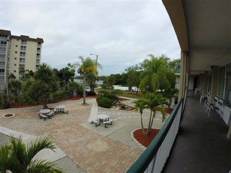 Garden Fort Myers by Garden View From Room Picture Of Wyndham Garden Fort