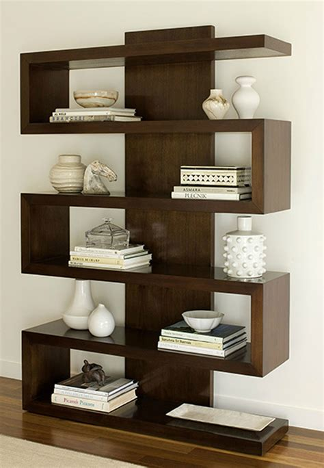 contemporary bookcases design for home interior