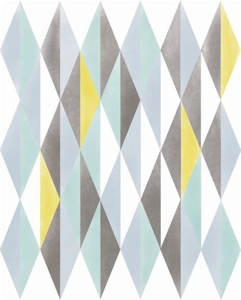 home patterns abstract print wall decor norwegian digital by paradacreations