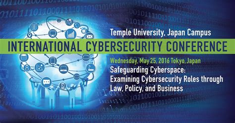 Temple Executive Mba Cost by School International Cybersecurity Conference News