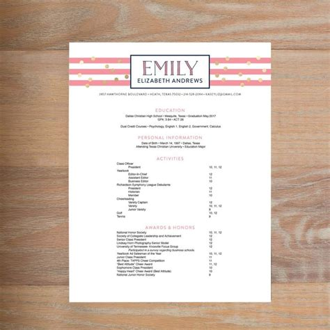 12 Best Sorority Resumes Social Resumes For Sorority Recruitment Images On Pinterest College Sorority Resume Templates