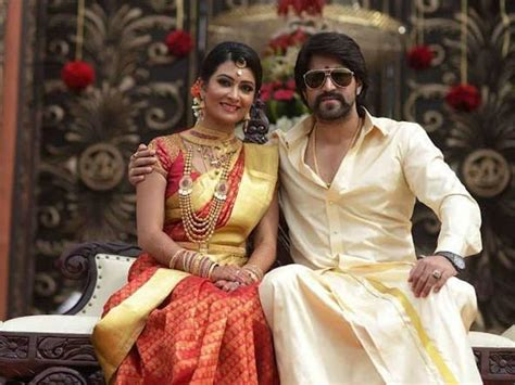 actor yash baby yash announces wife radhika s pregnancy in the most epic