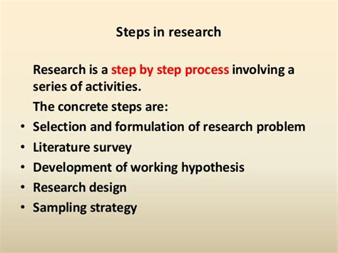 report preparation types and layout of research report capacity building in the preparation of research report