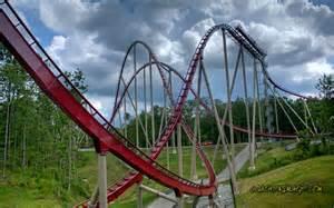 Park Roller Coaster 3d Amusement Park Pictures Roller Coaster Pictures Roller
