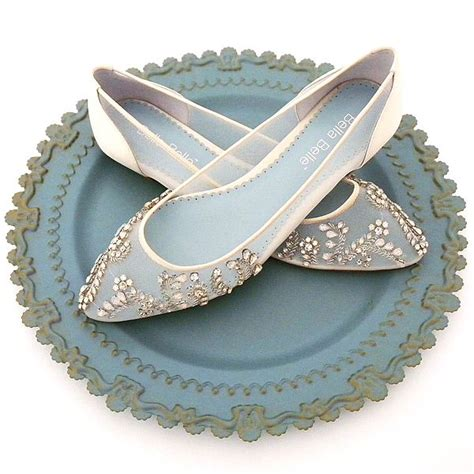 Wedding Flats For by 25 Best Ideas About Flat Bridal Shoes On