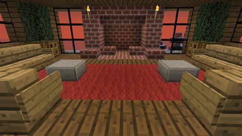 How To Make Furniture In Minecraft by Minecraft How To Build Furniture And A