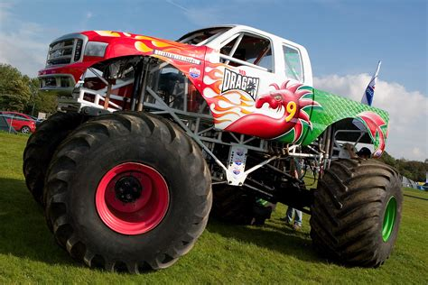 video of monster truck wallpaper crazy monstertrucks