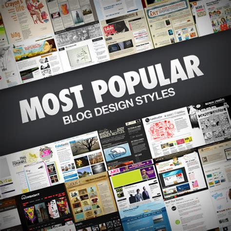 best blog design 11 most popular blog design styles with exles hongkiat
