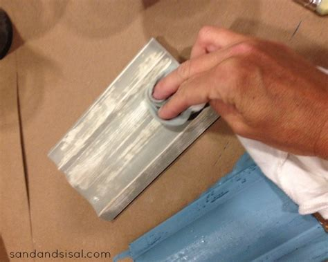 3 Painting Techniques by 3 Painting Techniques For Furniture Sand And Sisal