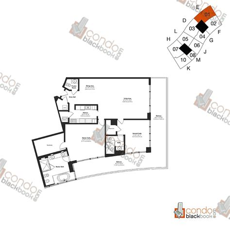 icon south beach floor plans icon south beach unit 3701 condo for sale in south beach