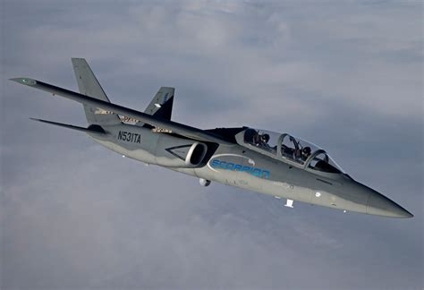 at 6 light attack aircraft us air selects textron s scorpion jet and at 6 for