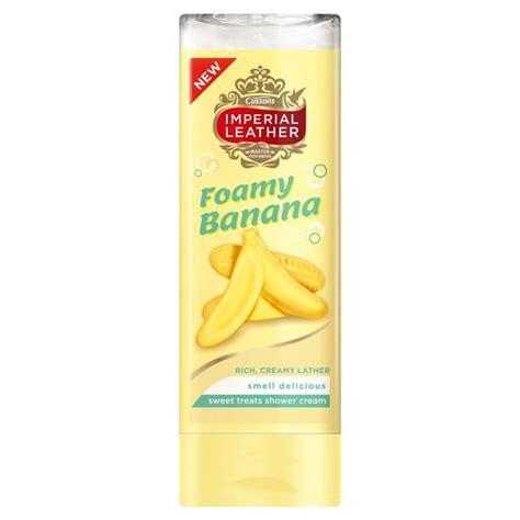 Banana Gel morrisons imperial leather foamy banana shower gel 230ml