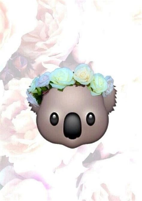 wallpaper iphone koala 49 best emojis images on pinterest backgrounds