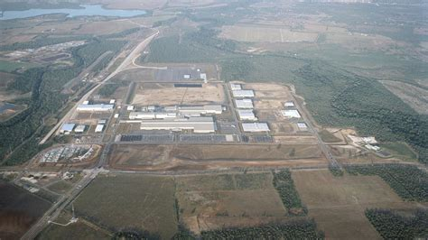 Toyota Plant San Antonio Production Remains Idle As Damage Repairs Continue