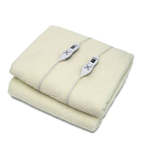 electric blankets winter bedding whiteport