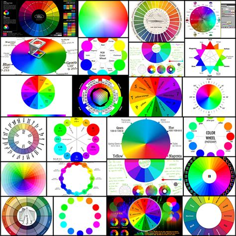 color wheel photoshop how to create your own photoshop color wheel
