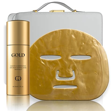 golden luminescence mask best 24k gold mask