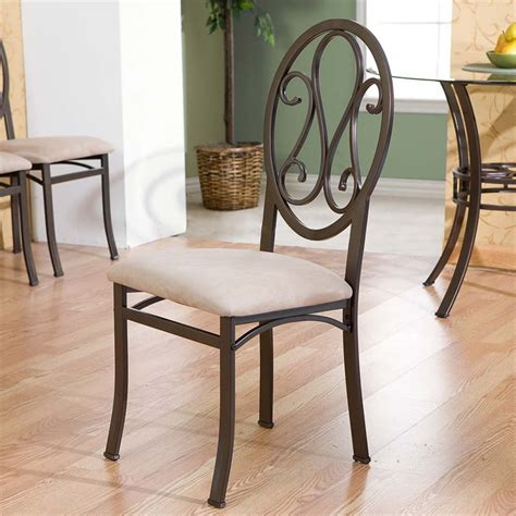 lucianna dining table southern enterprises lucianna dining chair in brown