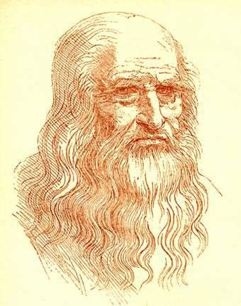 leonardo da vinci brief biography famous beards in science greway