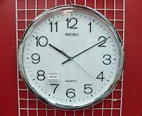 Jam Dinding Meridient Angka Timbul Colorfull Original seiko original seiko wall clocks
