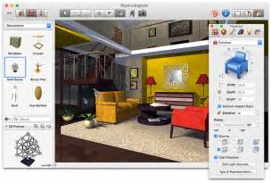 Home Design Programs For Imac live interior 3d home and interior design software for mac