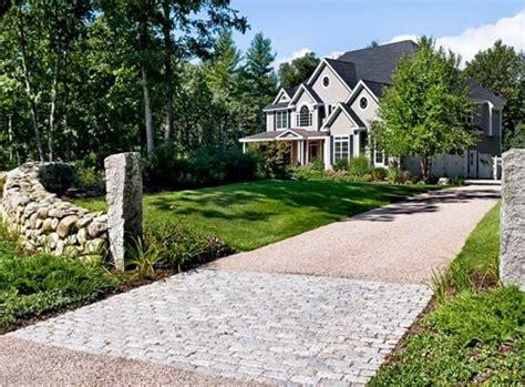 gravel driveway design landscaping network