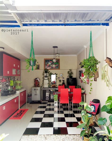 kumpulan  dapur outdoor terbaik muat meski lahan terbatas