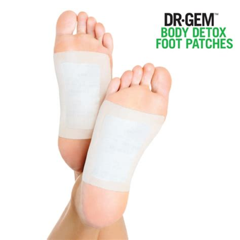 Detox Foot Pads Black And Gooey by Dr Gem Detox Foot Patches Misterdiscount