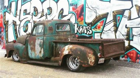 pole ls for sale 1953 gmc rat rod ls swapped daily driver for sale