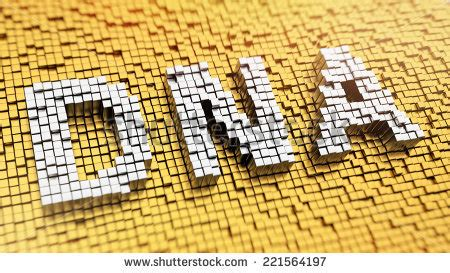 mosaic pattern in genetics genetic instructions stock photos images pictures