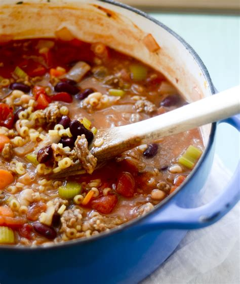 olive garden pasta e fagioli recipe diaries