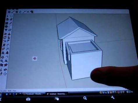 Sketchup Layout Ipad   google sketchup on ipad youtube