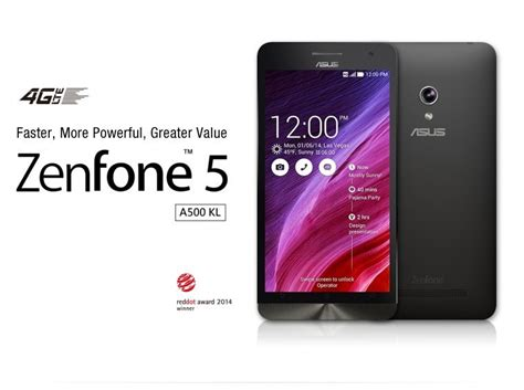 featured asus zenfone 5 lte review android news android 5 0 lollipop per ora solo su asus zenfone 5 lte