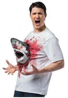 Kaos 3d Print Bloody Shark t shirts on t shirts link costume and