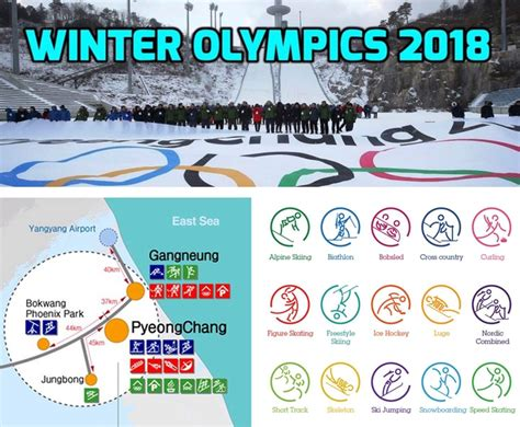 2018 winter olympics a complete guide and activity book for pyeongchang winter olympics books pyeongchang 2018 on course for winter test events live