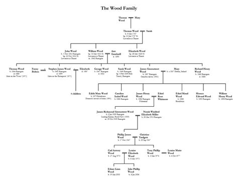 how to draw a family tree diagram 10 best images of exle of family tree drawing how to