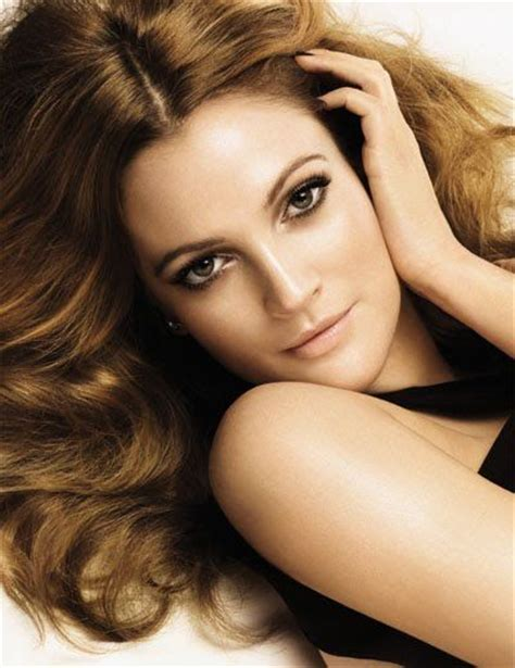Drew Barrymore Signs Major Caign With Covergirl Cosmetics by Drew Barrymore After 50 Dates The Wedding