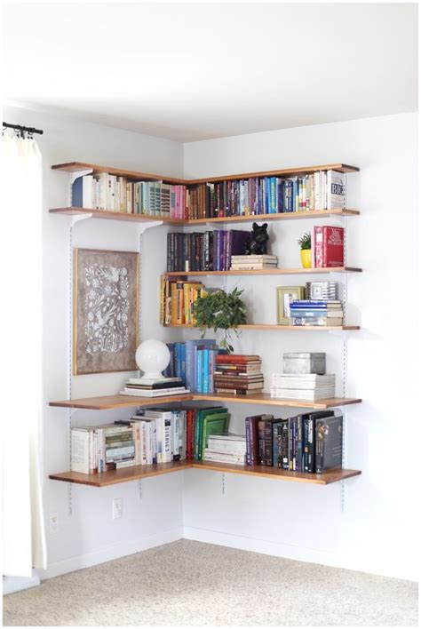 decorate shelves simplistic decorate your bedroom with bedroom corner shelf