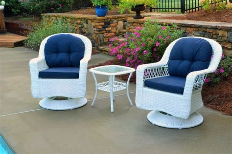 Enjoy Your Swivel Rocker Patio Chairs ? The Home Redesign