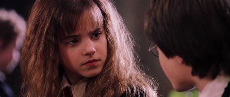 Hermione Granger In The 1st Movoe | emma watson roles in movies to 2001 around movies
